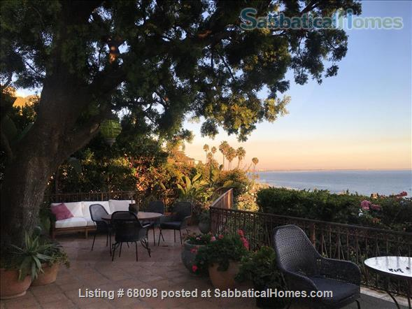 Private Paradise with Ocean Views. No one ever wants to leave. Home Exchange in Los Angeles, California, United States 1
