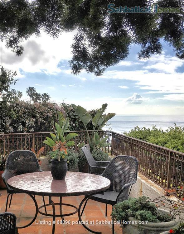 Private Paradise with Ocean Views. No one ever wants to leave. Home Exchange in Los Angeles, California, United States 0