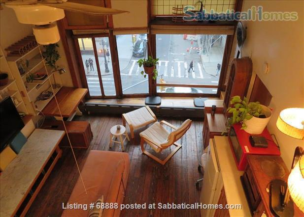 Classic Manhattan Loft w/ view and large outdoor terrace Home Rental in New York, New York, United States 6