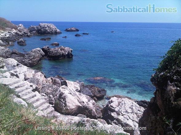 Scopello, Sicily 2 bedroom flat Home Rental in Castellammare del Golfo, Sicilia, Italy 9