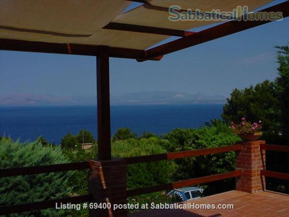 Scopello, Sicily 2 bedroom flat Home Rental in Castellammare del Golfo, Sicilia, Italy 2