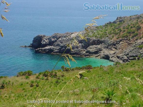Scopello, Sicily 2 bedroom flat Home Rental in Castellammare del Golfo, Sicilia, Italy 7