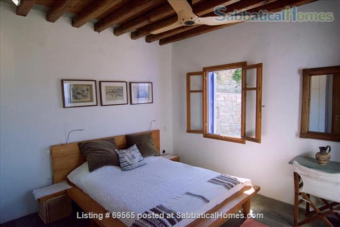 Luxurious Villa on Sifnos, the Jewel of the Cycladic Islands Home Rental in Kastro, , Greece 6