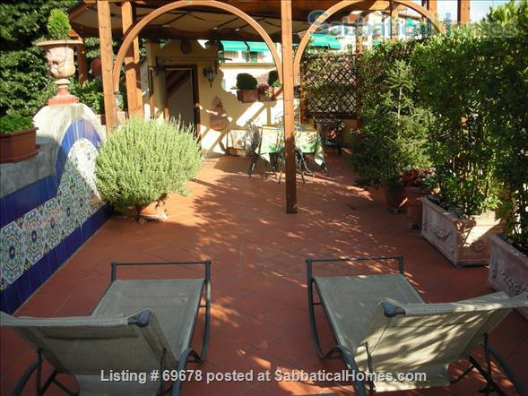 2+ bedroom house with large rooftop terrace in a real Florentine neighborhood Home Rental in Florence, Toscana, Italy 1