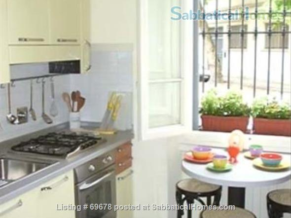 2+ bedroom house with large rooftop terrace in a real Florentine neighborhood Home Rental in Florence, Toscana, Italy 5