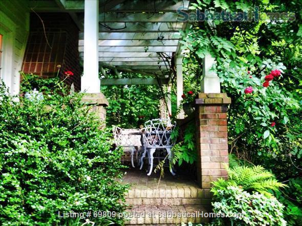 Chapel Hill Treasure on Franklin St - Fully furnished, walk to campus and downtown  Home Rental in Chapel Hill, North Carolina, United States 0