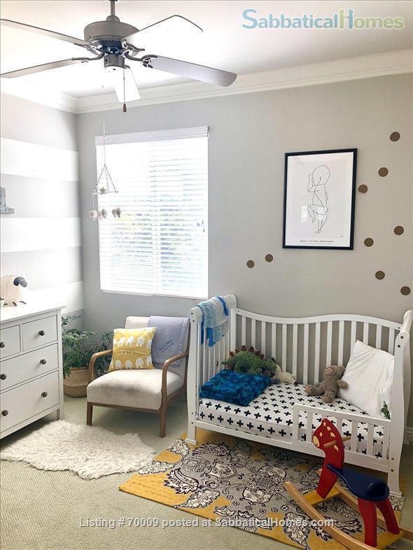 Bright, family-friendly, 4-bedroom furnished home at UCI - Great for children Home Rental in Irvine, California, United States 4