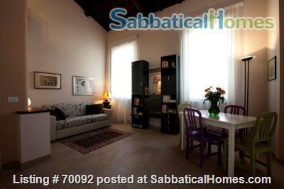 Delightful, bright apartment in the heart of Rome  Home Rental in Rome, Lazio, Italy 1