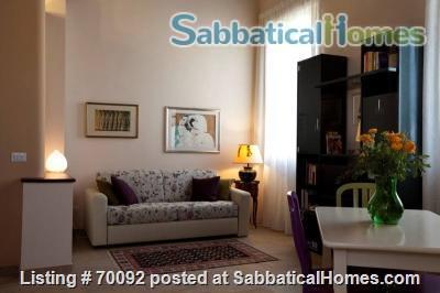 Delightful, bright apartment in the heart of Rome  Home Rental in Rome, Lazio, Italy 0