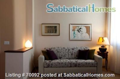 Delightful, bright apartment in the heart of Rome  Home Rental in Rome, Lazio, Italy 2