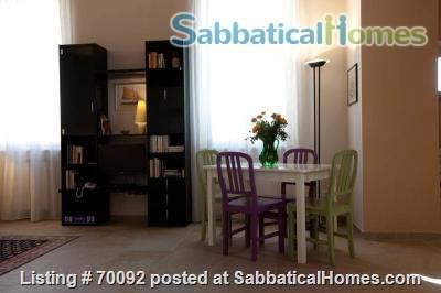 Delightful, bright apartment in the heart of Rome  Home Rental in Rome, Lazio, Italy 3