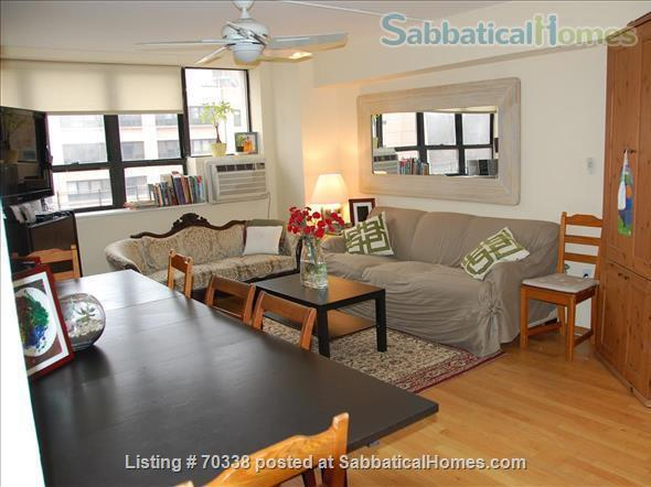 Central Park West, Furnished 2 Bedrooms, Utilities & Internet Included Home Rental in New York, New York, United States 1