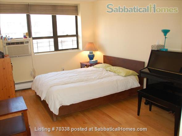 Central Park West, Furnished 2 Bedrooms, Utilities & Internet Included Home Rental in New York, New York, United States 3