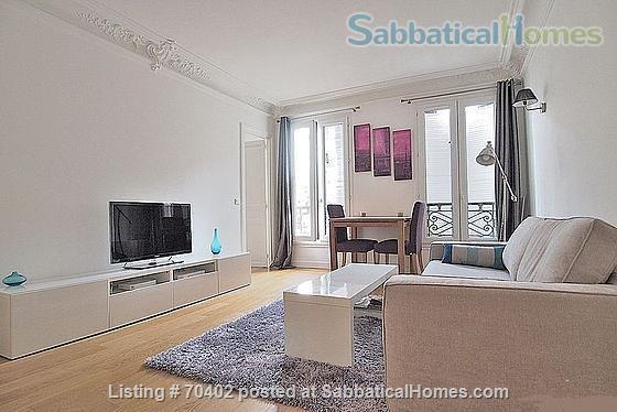 Paris, Luxembourg garden,  a modern & quiet 2 rooms Home Rental in Paris 1