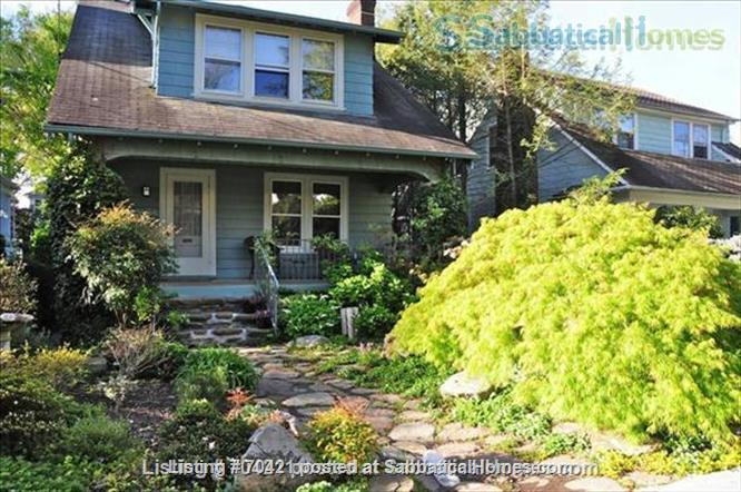 Lovely summer house rental--Chevy Chase, Washington, DC Home Rental in Washington, District of Columbia, United States 1