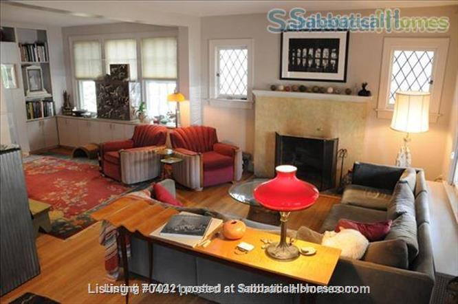 Lovely summer house rental--Chevy Chase, Washington, DC Home Rental in Washington, District of Columbia, United States 2