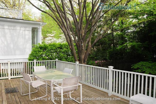 Lovely summer house rental--Chevy Chase, Washington, DC Home Rental in Washington, District of Columbia, United States 6