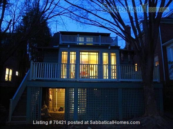 Lovely summer house rental--Chevy Chase, Washington, DC Home Rental in Washington, District of Columbia, United States 8