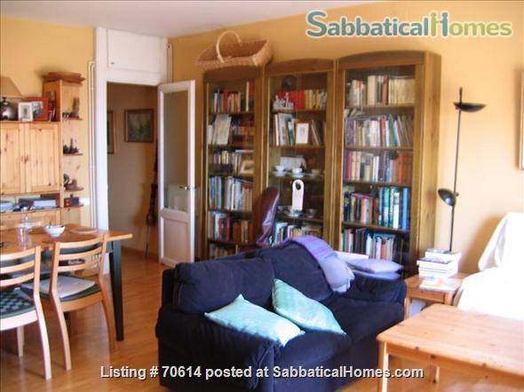 two bed-room apartment with big terrace to rent Home Rental in Barcelona, CT, Spain 1