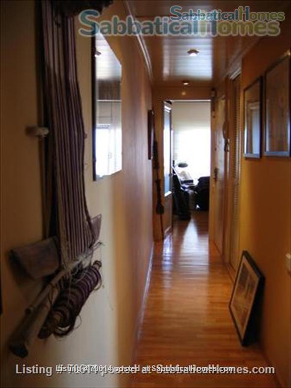 two bed-room apartment with big terrace to rent Home Rental in Barcelona, CT, Spain 3