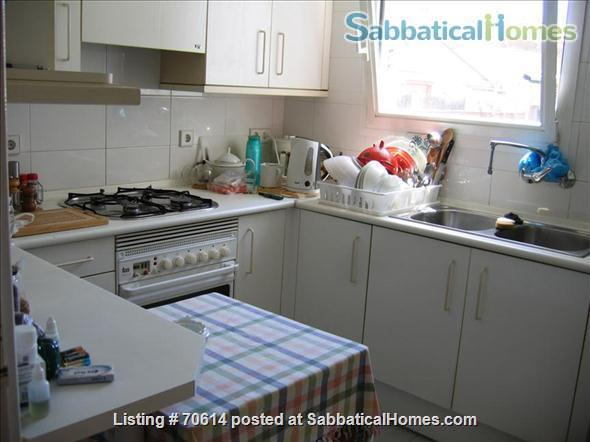 two bed-room apartment with big terrace to rent Home Rental in Barcelona, CT, Spain 4