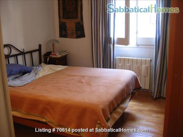 two bed-room apartment with big terrace to rent Home Rental in Barcelona, CT, Spain 5