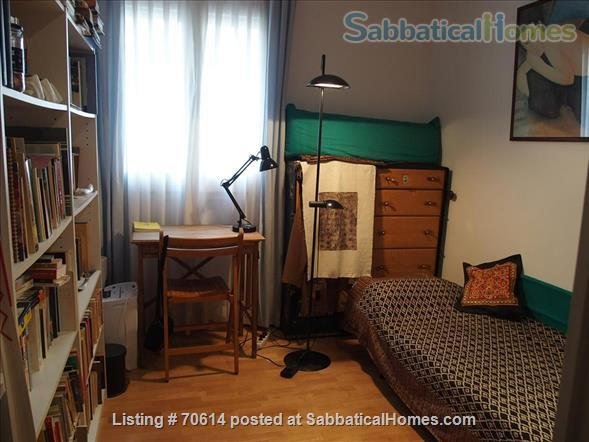 two bed-room apartment with big terrace to rent Home Rental in Barcelona, CT, Spain 6