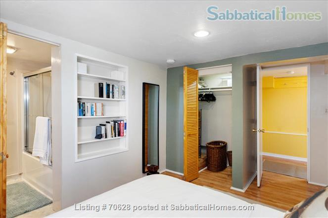 Quiet, charming, furnished, pet friendly 1 BR apt. in Eureka Valley/Upper Castro Home Rental in San Francisco, California, United States 1