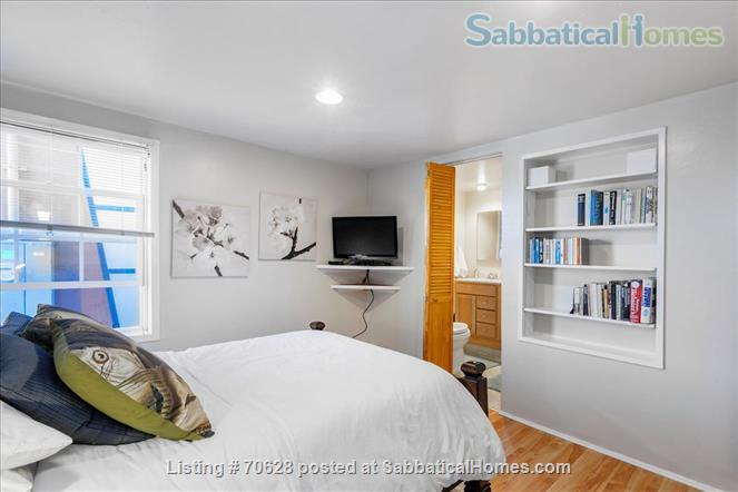 Quiet, charming, furnished, pet friendly 1 BR apt. in Eureka Valley/Upper Castro Home Rental in San Francisco, California, United States 2