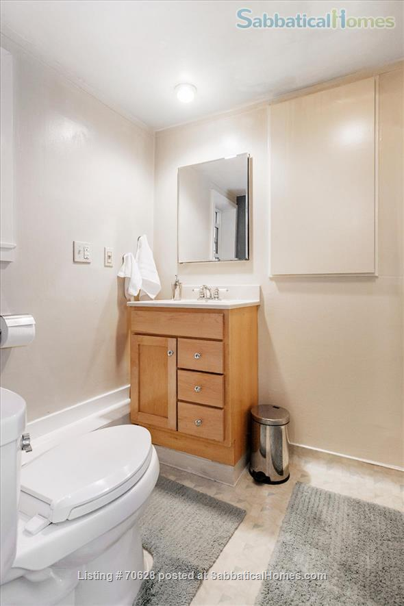 Quiet, charming, furnished, pet friendly 1 BR apt. in Eureka Valley/Upper Castro Home Rental in San Francisco, California, United States 3