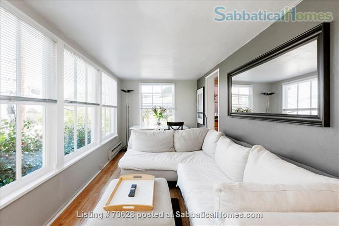 Quiet, charming, furnished, pet friendly 1 BR apt. in Eureka Valley/Upper Castro Home Rental in San Francisco, California, United States 4