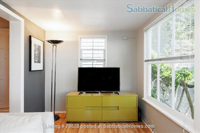 Quiet, charming, furnished, pet friendly 1 BR apt. in Eureka Valley/Upper Castro Home Rental in San Francisco, California, United States 5