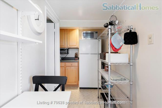 Quiet, charming, furnished, pet friendly 1 BR apt. in Eureka Valley/Upper Castro Home Rental in San Francisco, California, United States 7