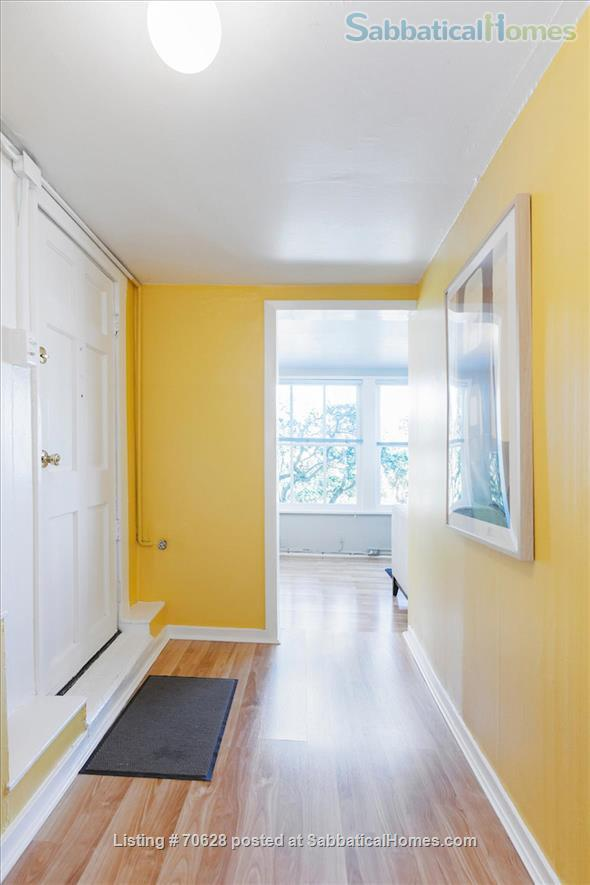 Quiet, charming, furnished, pet friendly 1 BR apt. in Eureka Valley/Upper Castro Home Rental in San Francisco, California, United States 8
