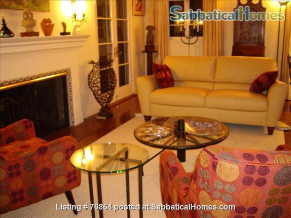 Spanish-style house with tranquil garden near UCLA Home Rental in Los Angeles, California, United States 2