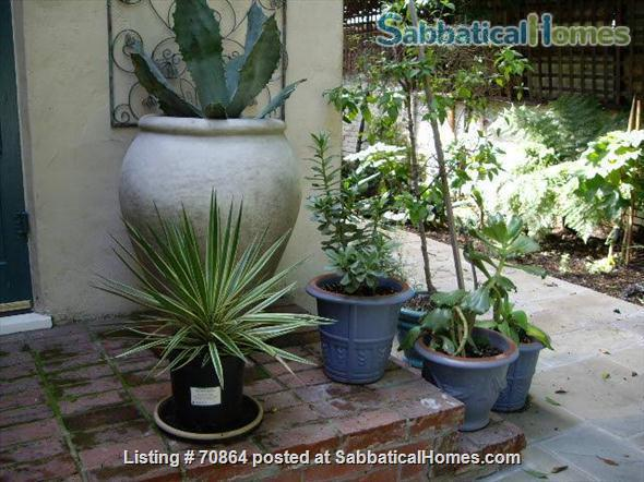 Spanish-style house with tranquil garden near UCLA Home Rental in Los Angeles, California, United States 9