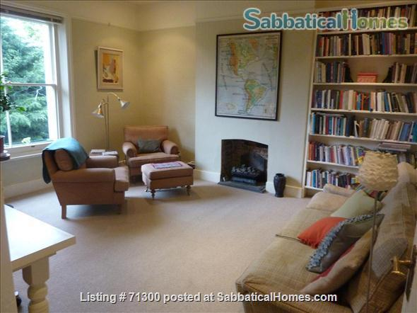Comfortable Victorian flat in Camden Home Rental in Greater London, England, United Kingdom 1