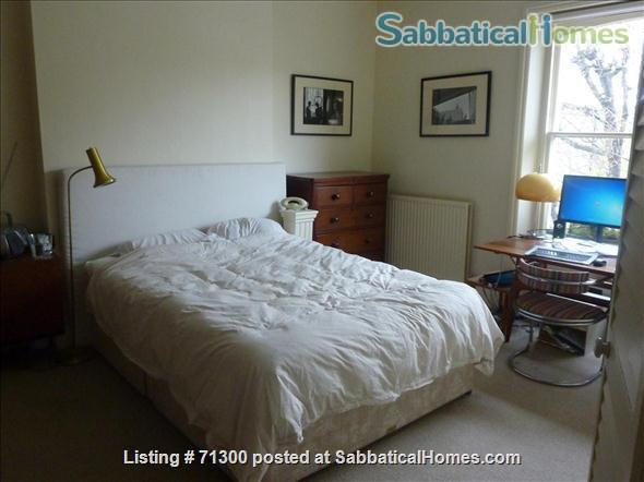 Comfortable Victorian flat in Camden Home Rental in Greater London, England, United Kingdom 3