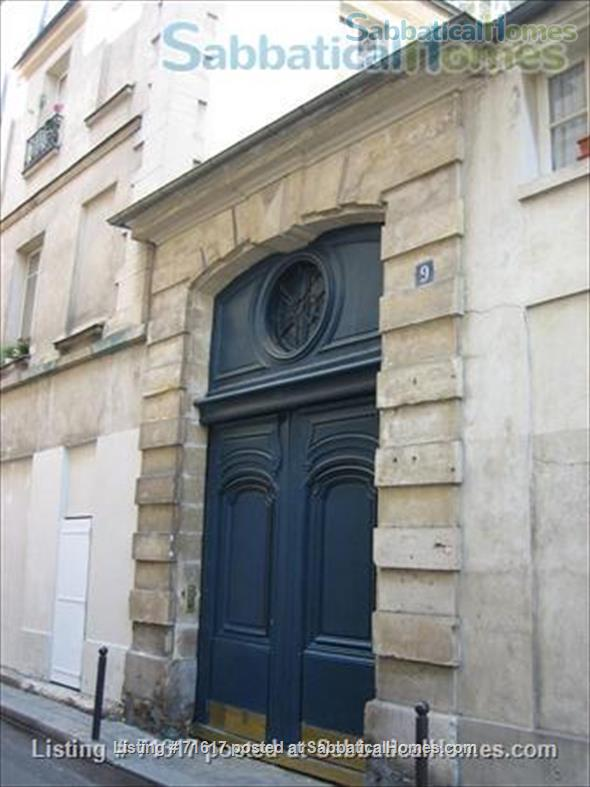 Marais (Archives) - sunny, newly renovated 1 br apartment Home Rental in Paris, IDF, France 0
