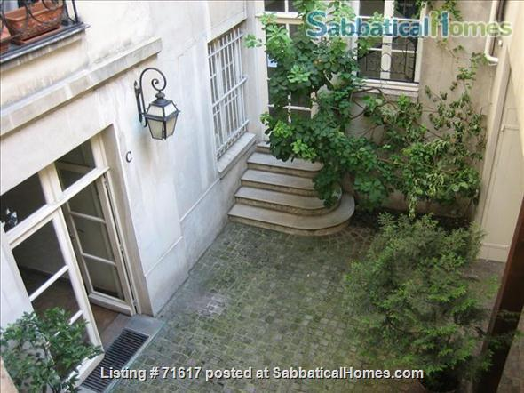 Marais (Archives) - sunny, newly renovated 1 br apartment Home Rental in Paris, IDF, France 3