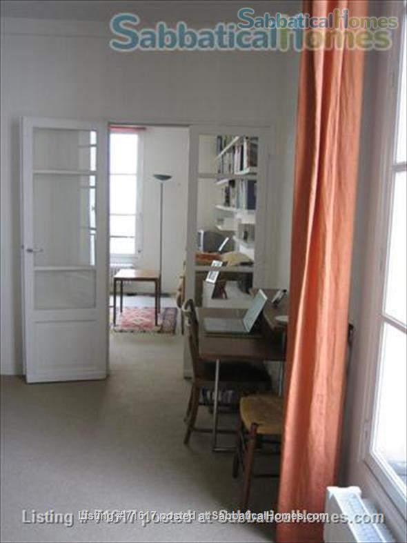 Marais (Archives) - sunny, newly renovated 1 br apartment Home Rental in Paris, IDF, France 4