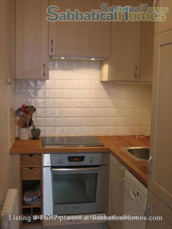 Marais (Archives) - sunny, newly renovated 1 br apartment Home Rental in Paris, IDF, France 6