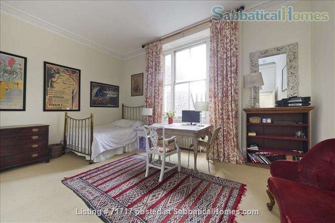 Airy studio apartment in one of London's most  delightful and prestigious streets Home Rental in South Kensington, England, United Kingdom 3