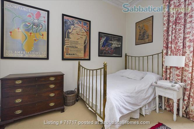 Airy studio apartment in one of London's most  delightful and prestigious streets Home Rental in South Kensington, England, United Kingdom 4