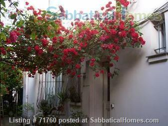 SUNNY & GEORGEOUS & QUIET DUPLEX  FURNISHED & ALL INCLUSIVE : 2 BEDROOMS  + 20M2 LIVING ROOM Home Rental in Paris, Île-de-France, France 9