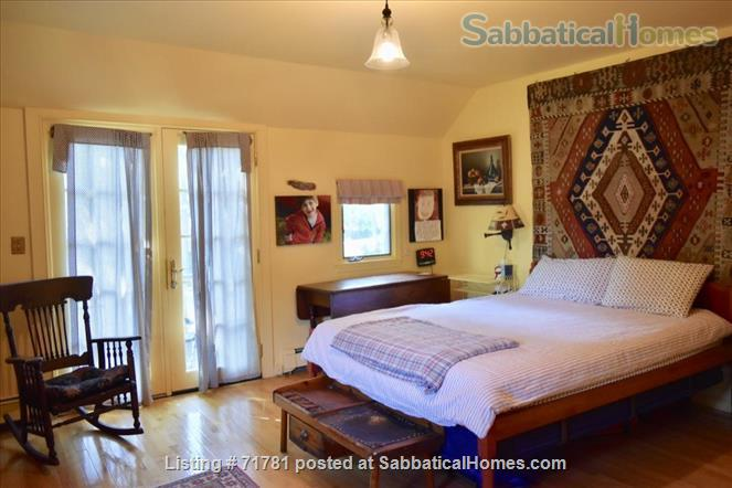 Carriage House on Coolidge (Furnished/2 BR)(Nr Bos., Cambr. & Med. Area) Home Rental in Brookline, Massachusetts, United States 3
