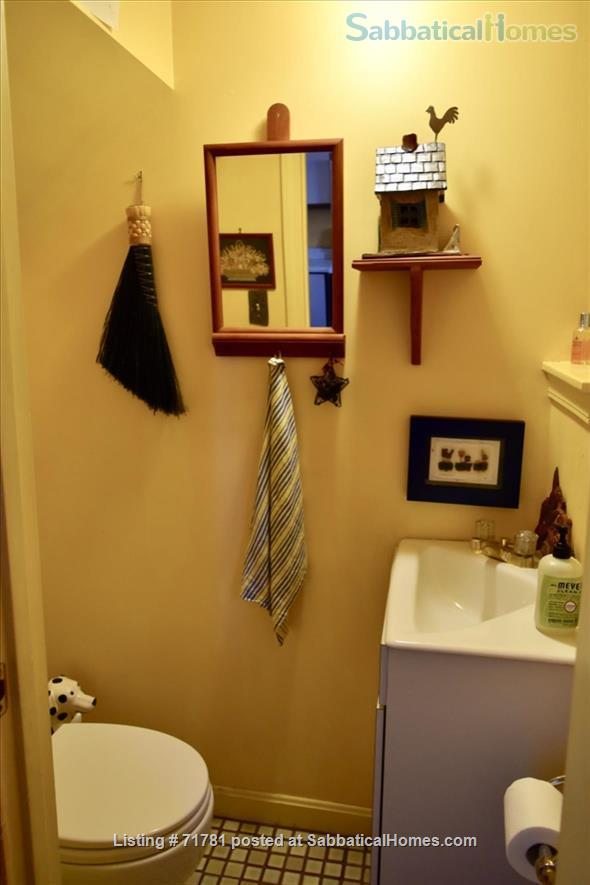 Carriage House on Coolidge (Furnished/2 BR)(Nr Bos., Cambr. & Med. Area) Home Rental in Brookline, Massachusetts, United States 6