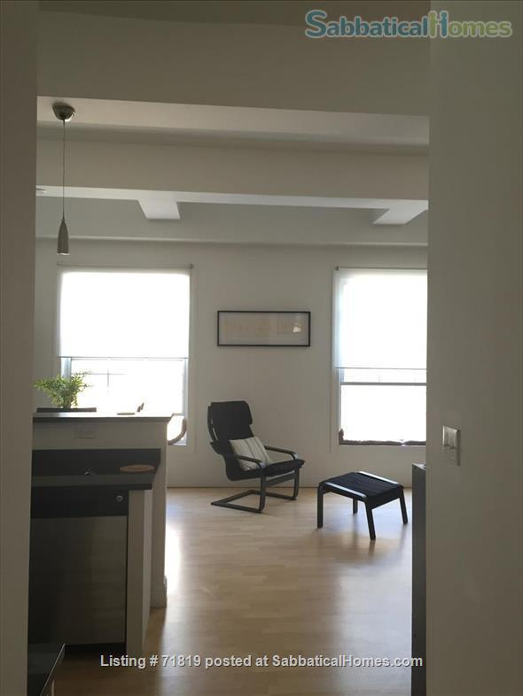 1BR Contemporary loft style condo,  Downtown / Yale New Haven (furnished) Home Rental in New Haven, Connecticut, United States 0