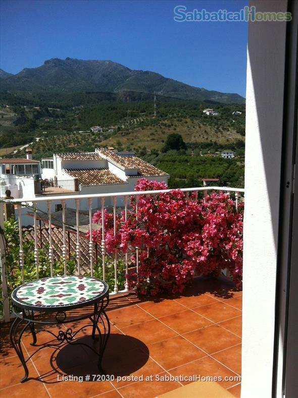 Spectacular white village house in Andalucia, Spain Home Exchange in Alozaina, AL, Spain 2
