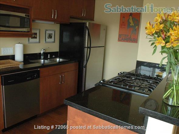 Hillcrest Condo in the Heart of it All Home Rental in San Diego, California, United States 2